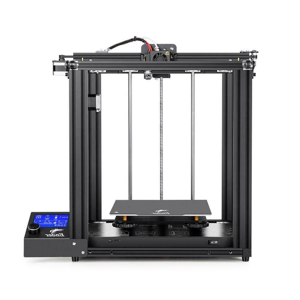 high accuracy modular 3d printer double y