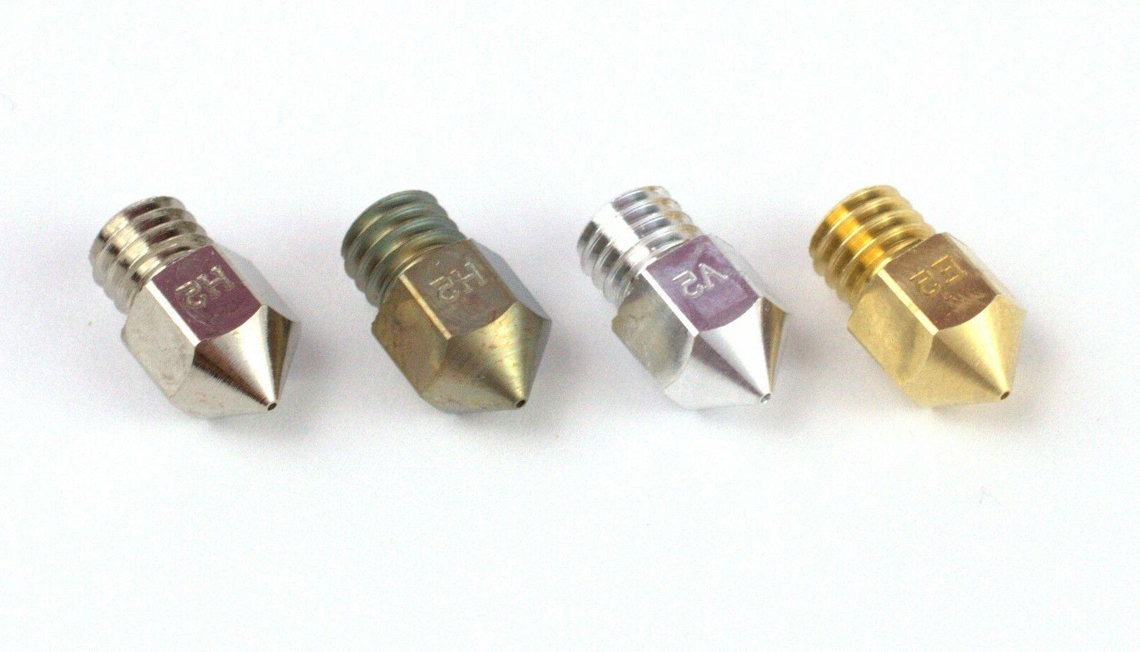 high performance 3d printer extruder nozzles wear