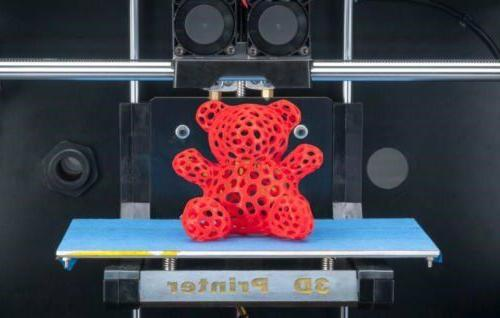Large Printer Dual -Stable and precise PLA/ABS