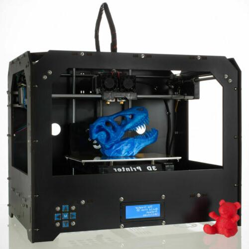 Large Printer Dual MK8 -Stable PLA/ABS