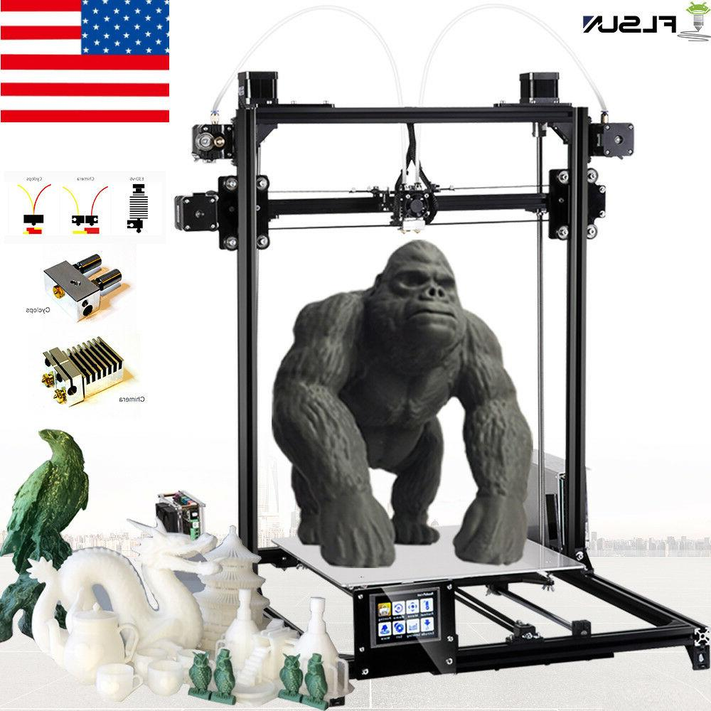 large size 300 300 420mm 3d printer