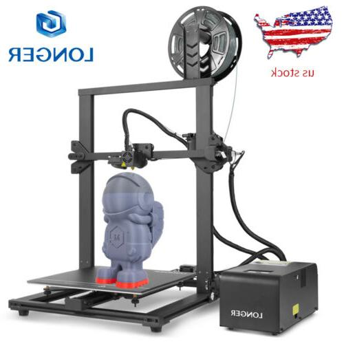 lk1 3d printer 300x300x400mm large size pla