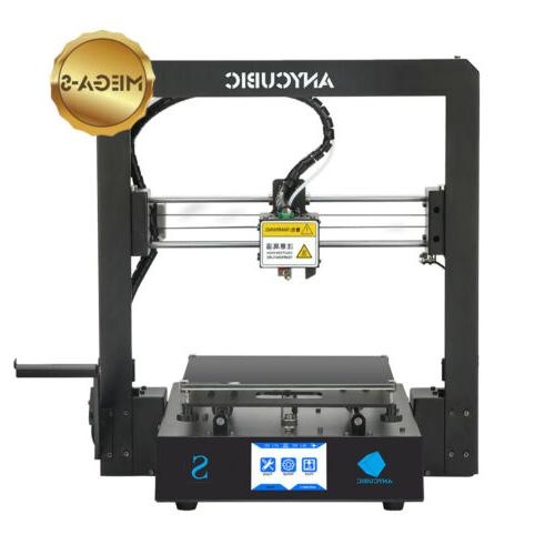 ANYCUBIC Mega-S FDM Printer DIY Frame High PLA