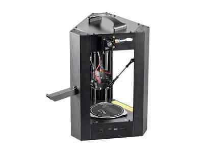 Monoprice Delta 3D Printer Assembled w/ Heated Build Plate Micro