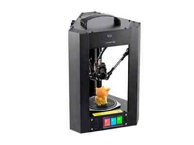 mini delta 3d printer fully assembled w