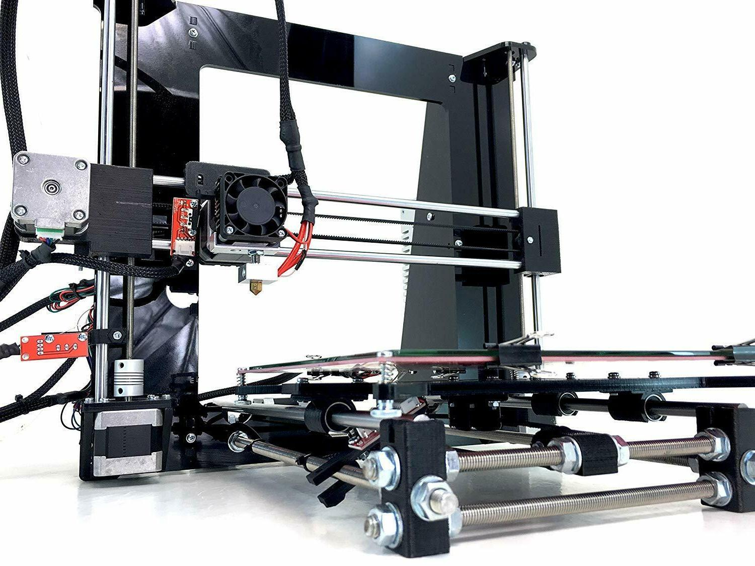 RepRap New Black DIY PLA Printer V1