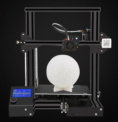 New Version Ender 3 Printer Removable Build Plate 24V 15A