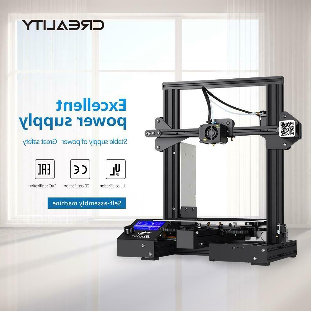 newest creality ender 3 pro 3d printer