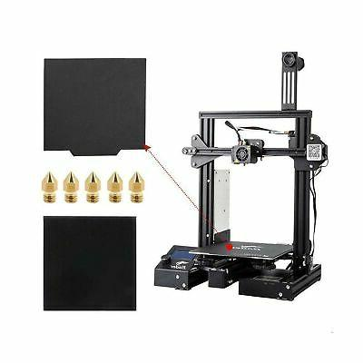 Official Creality 3D Printer Bundle with Upgraded A...