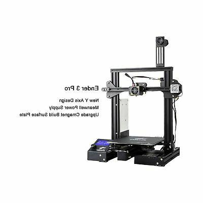 Official Creality Pro 3D Magnetic Build