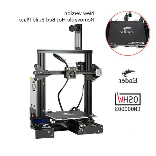 Official Creality 3D 3 /3 PRO/Ender 5 3D Glass Bed