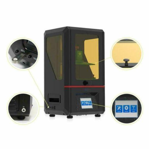 US / PHOTON 3D Printer UV Resin LED Light-Cure