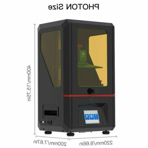 ANYCUBIC Photon LCD 3D Printer Beginner Quality 2K Curing