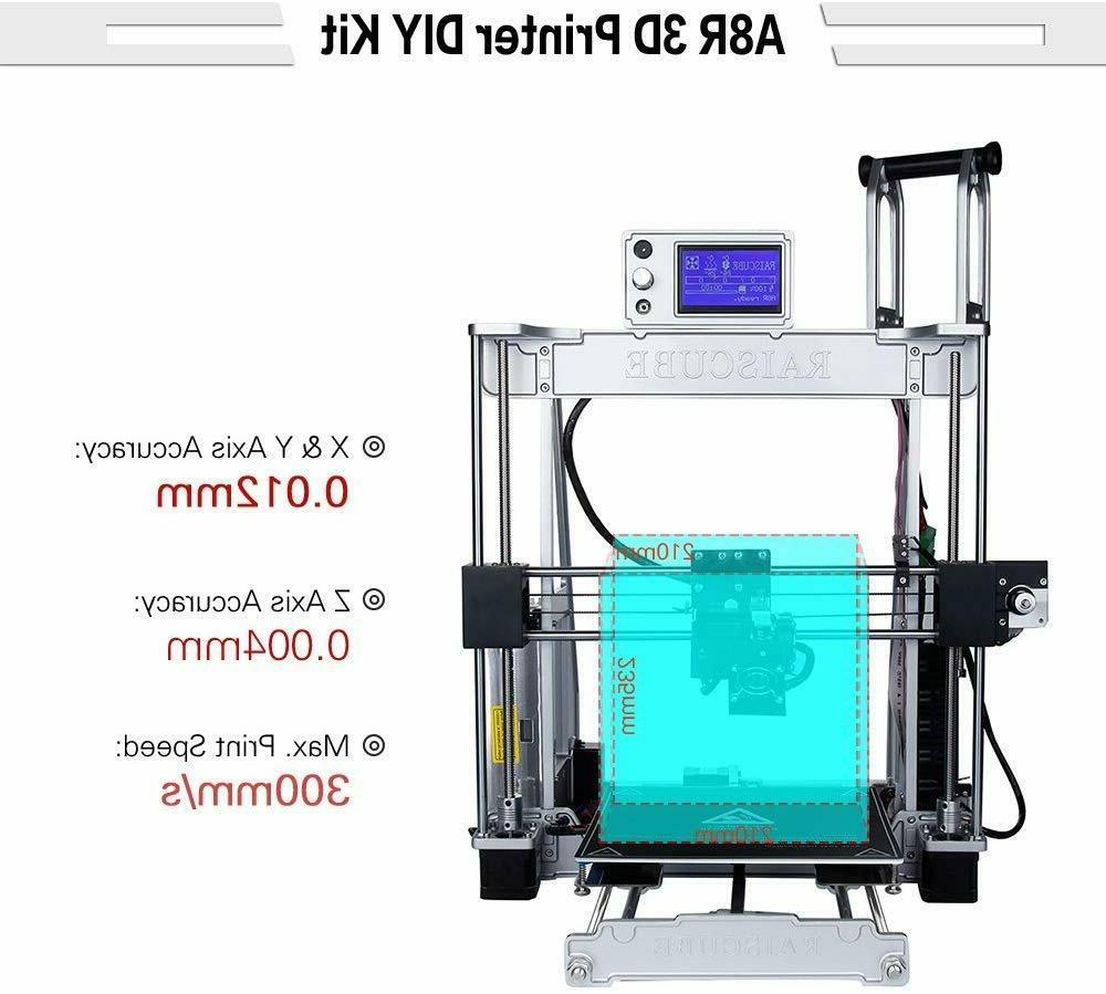 Aibecy Precise & Speed & Low 3D Printer Alloy Frame