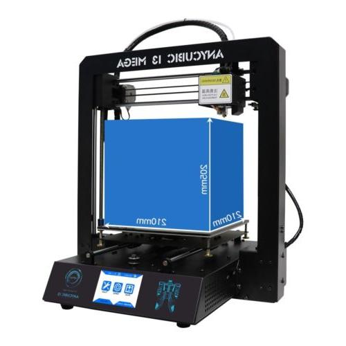 US Stock ANYCUBIC Printers LCD / i3 Delta Kossel / Chiron