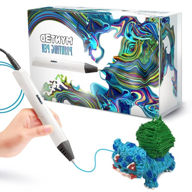professional printing 3d pen with oled display