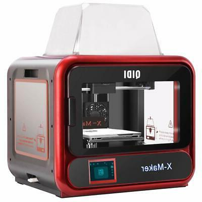 QIDI Technology 3D Printer:X-Maker,Focus and Education,Built-i