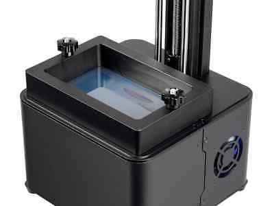 SLA LCD Resin Printer Duplicator 7 metal hood + 250ml