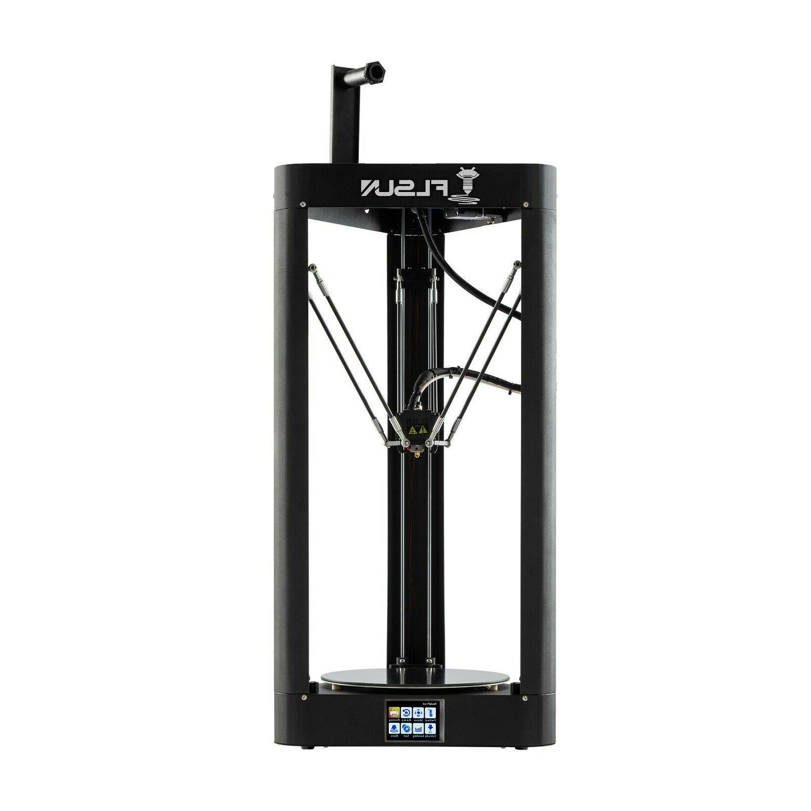 top quality delta 3d printer 255 360mm