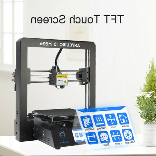 "US Stock ANYCUBIC Mega Upgrade All-Metal Ultrabase 3.5"" TFT"