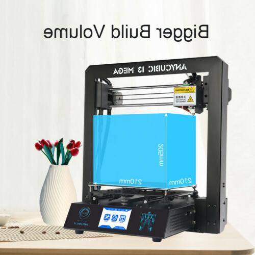 US Mega 3D Printer Upgrade All-Metal Ultrabase TFT