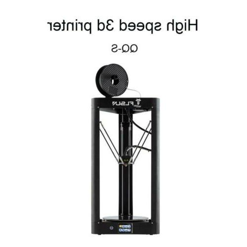 Upgrade 3d Printer Large precision pre-assembled