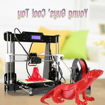 Upgraded Auto Self-leveling A8 Reprap i3 DIY Kit US