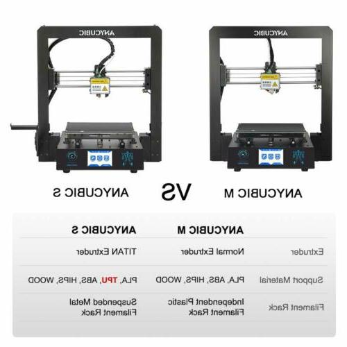 US ANYCUBIC LCD S I3 Mega Kossel