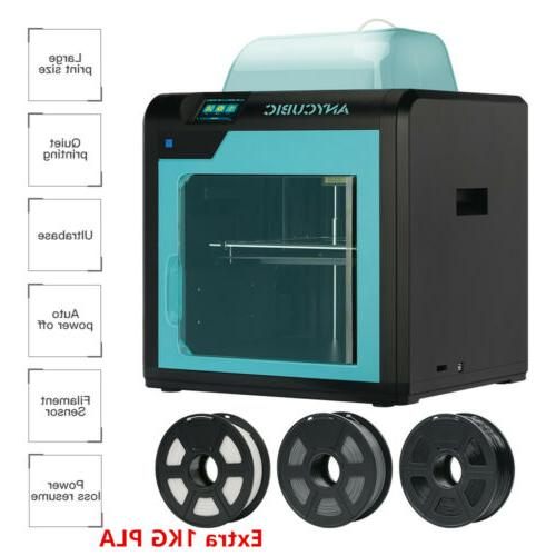 us 4max pro fdm home 3d printer