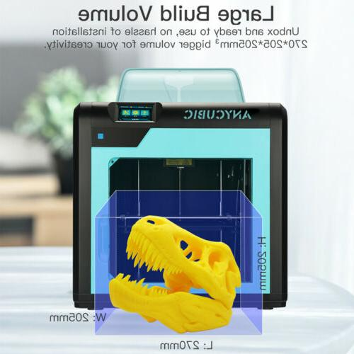 US 3D Printer LCD Photon FDM Delta 4Max