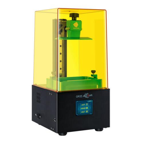 Zero Printer Precision UV PhotoCuring Resin