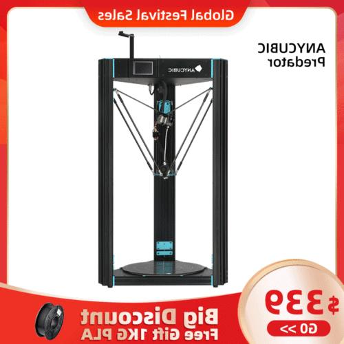 us predator delta kossel 3d printer ultrabase