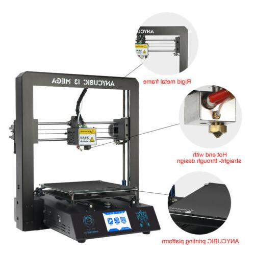 US 3D Printers Upgrade DIY Kit i3 Kossel Large Size