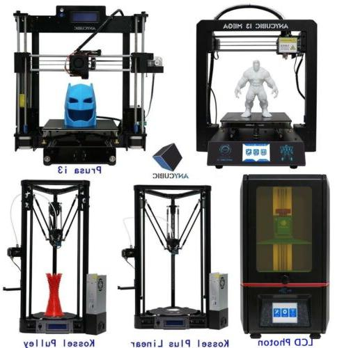 us stock 3d printers newest upgrade diy
