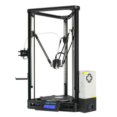 US STOCK 3D Printers Upgrade i3 Kossel Large Print Size