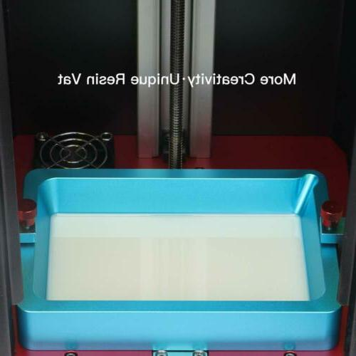 US Stock ANYCUBIC / 3D Printer Resin LED Light-Cure FEP Frame