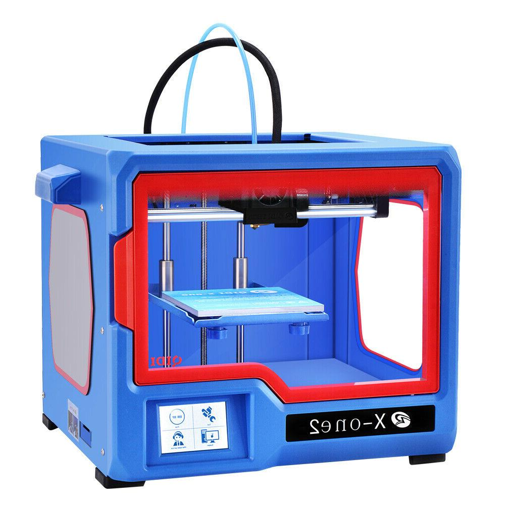 x one2 3d printer 3 5 inch