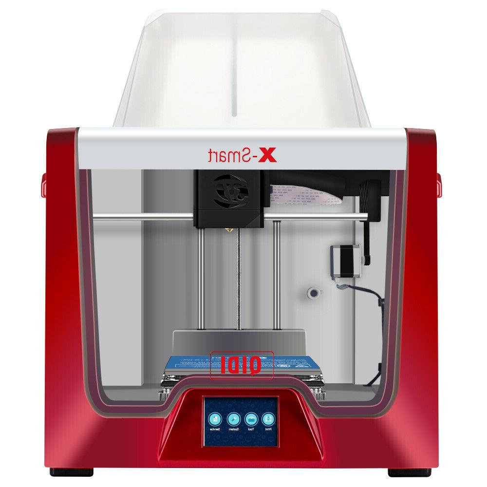 x smart 3d printer fully metal structure
