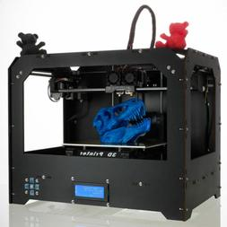Large 3D Printer FDM Dual Extruder - MK8 -Stable and precise