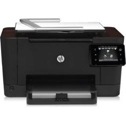 HP LaserJet Pro 200 M275NW Laser Multifunction Printer - Col