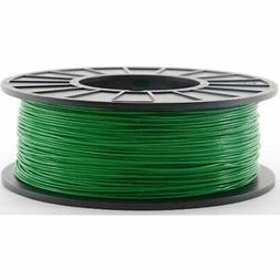 Light Green 1.75mm 1kg PLA Filament For 3D Printers Industri