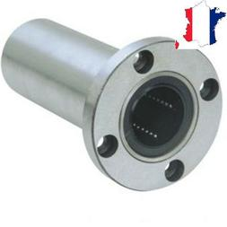 Linear Bearing LMF8LUU For Axle 0 5/16in - Ideal CNC, Printe