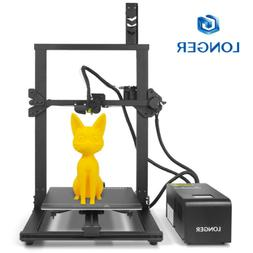 Longer LK1 3D Printer DIY Kit 300x300x400mm Large Size Print