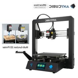 Anycubic Mega Pro 3D Printer & Laser Engraving 2 in 1 High-p