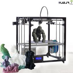 Flsun Metal frame large cube 3d printer Auto-level High stab