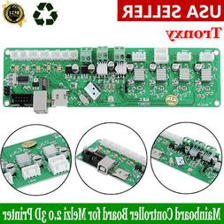 Motherboard Mainboard Logic Board FOR Melzi 3D Printer Acces