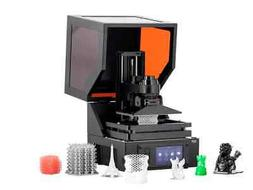 Monoprice MP Mini SLA LCD High Resolution Resin 3D Printer,
