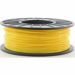 Neon Yellow 1.75mm 1kg PLA Filament For 3D Printers Industri