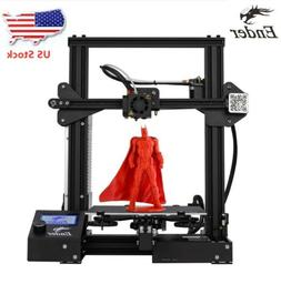 New Offical Creality 3D Ender 3 3D Printer DIY Kit DC 24V 15
