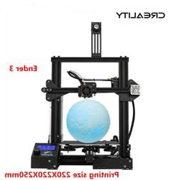 Creality Ender 3 3D Printer 220X220X250mm DC 24V